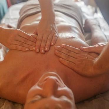 Райх массаж в москве